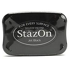 JET BLACK STAZON