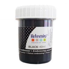 EMBOSSING POWDER BABY BLACK