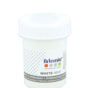 EMBOSSING POWDER WHITE