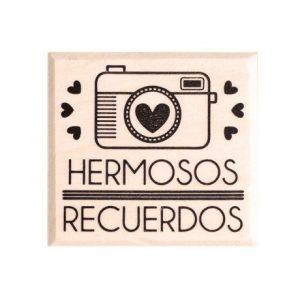 SELLO HERMOSOS RECUERDOS