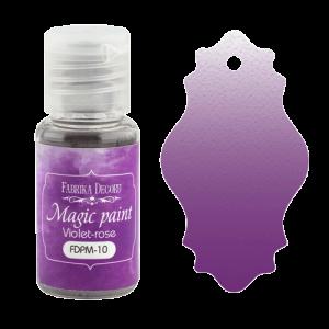 MAGIC PAINT VIOLET PINK