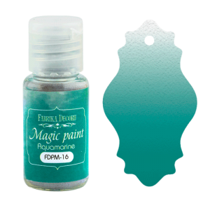 MAGIC PAINT AQUAMARINE