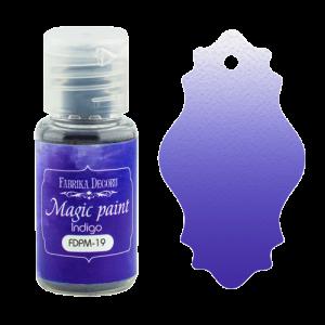 MAGIC PAINT INDIGO