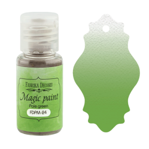 MAGIC PAINT PALE GREEN
