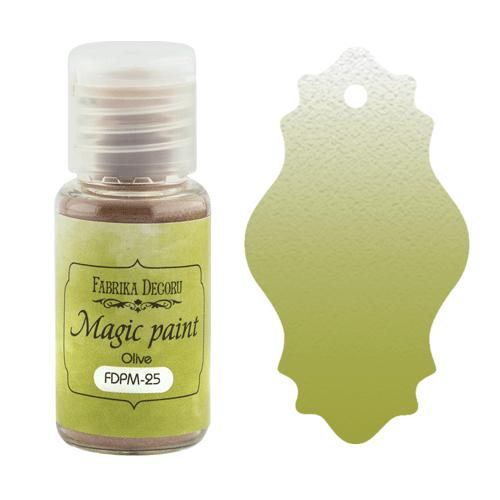 MAGIC PAINT OLIVE