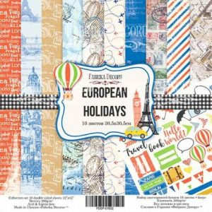 EUROPEAN HOLIDAYS