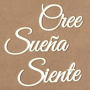 CREE SUEÑA SIENTE