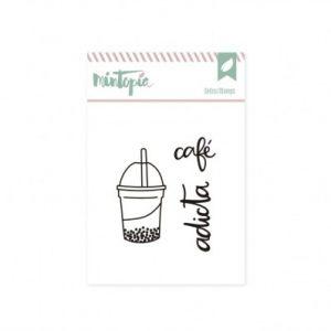 SELLO CAFÉ ADICTA