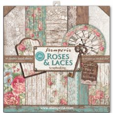 ROSES & LACES