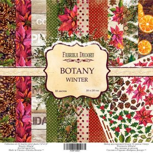 BOTANY WINTER 8""