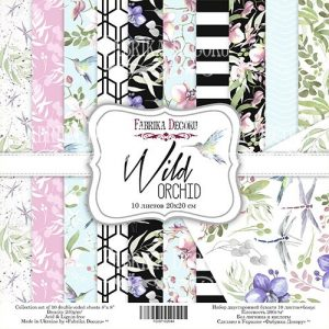 """WILD ORCHID 8"""""""