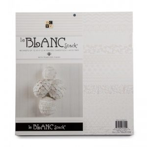 LE BLANC STACK 12""