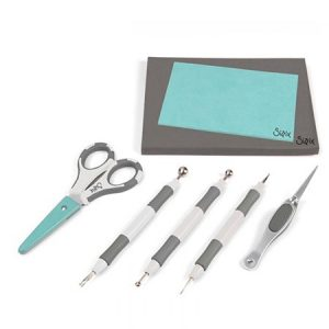 KIT ACCESORIOS SIZZIX PAPER SCULPTING