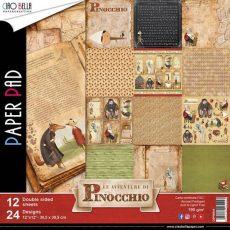 """LE AVVENTURE DI PINOCCHIO (2ª ed) 12"""""""
