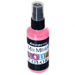 AQUACOLOR SPRAY ROSA BABY