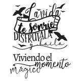 SELLO VIVIENDO EL MOMENTO MÁGICO AIRES DE LIBERTAD
